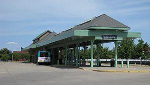 Janesville, Wisconsin - Janesville Bus Station