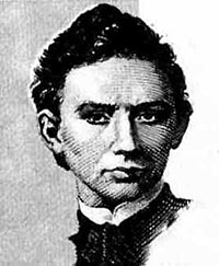 János Bolyai (1802-1860)