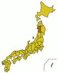 Japan akita map small.png