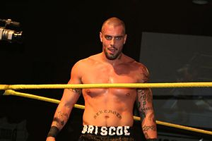 Jay Briscoe - Jay Briscoe at a CZW event