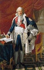 Jean-Etienne-Marie, comte Portalis, ministre des Cultes (1749-1807)