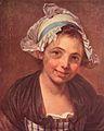 10 / Porträt einer jungen Bäuerin