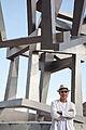 Jedd Novatt in front of CHAOS SAS at PAMM.jpg