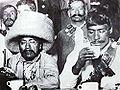 Jefes Zapatistas en el restaurante Sanborns.jpg