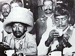 Anexo principales jefes y oficiales zapatistas wikipedia for Historia de sanborns