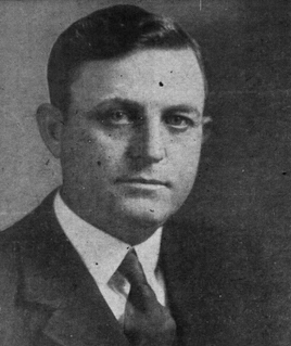 T. Jeff Busby American politician