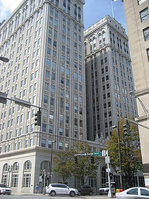Jefferson Standard Building - Image: Jefferson Standard Building (Greensboro, North Carolina) 1