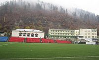 Jemal Zeinklishvili Stadium in Borjomi, Georgia.jpg