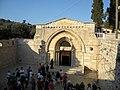 Jerusalem, Mount of Olives, Mary' s Tomb 11-3000-100.jpg