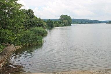 Jezero Moharač 829