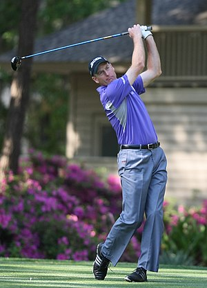 Jim Furyk - Furyk in 2010
