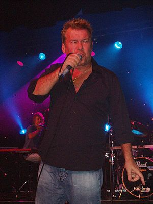 Jimmy Barnes - Barnes in 2006