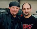 Jimmy Korderas with Paul Billets.jpg