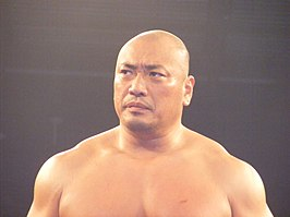 Shinzaki in april 2011