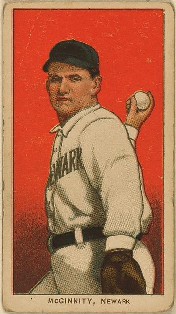 Joe McGinnity Newark
