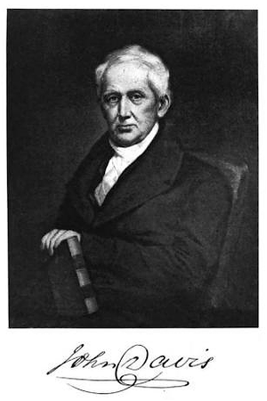 John Davis (U.S. district court judge) - Image: John Davis Boston Athenaeum 6