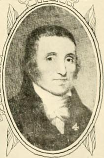 John Baptiste Charles Lucas US Representative from Pennsylvania