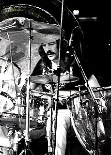 John Bonham English musician and drummer for Led Zeppelin