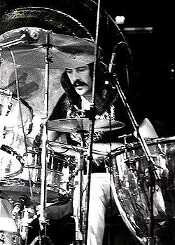 John bonham 1975