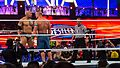 John Cena v The Rock at Wrestlemania XXVIII (7206109860).jpg
