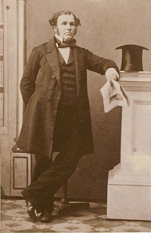 John Kinder Labatt - John Kinder Labatt, c. 1864