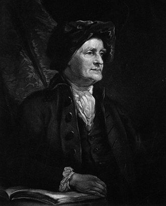 John Mudge - John Mudge in the 1790s