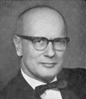 John R. Dellenback - Image: John R. Dellenback