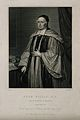 John Wallis. Stipple engraving by R. Cooper, 1825, after Der Wellcome V0006135.jpg
