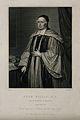 John Wallis. Stipple engraving by R. Cooper, 1825, after Der Wellcome V0006135.jpg