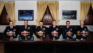 Joint Chiefs of Staff (December 2001)