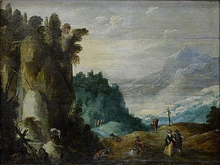 Мountain landscape