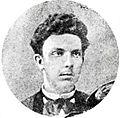 José Martí retrato hecho en Madrid deportación 1871.jpg
