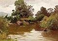 Josef Willroider - River Landscape.jpg