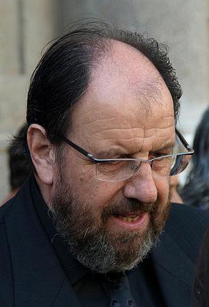 Catalan actor: Josep Maria Pou in Barcelona