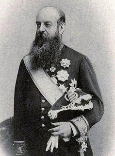 Joseph de Riquet de Caraman-Chimay (1836–1892) Belgian politician (1836-1892)