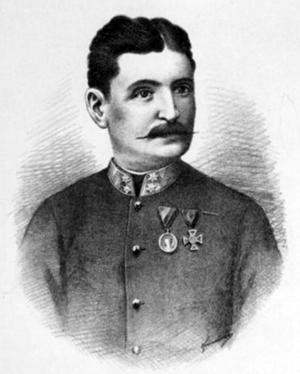 Lijepa naša domovino - The composer, Josip Runjanin