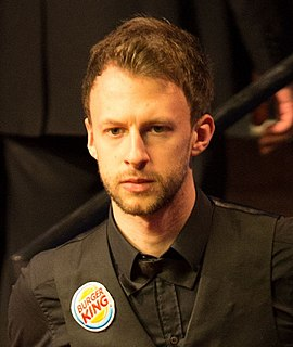 Judd Trump English professional snooker player, 2019 world champion
