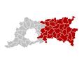 Judicial Arrondissement Leuven Belgium Map.png
