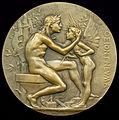 Jules Chaplain-L'inspiration-medal1889.jpg