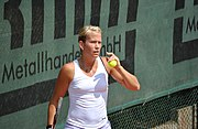 Julia Babilon, Damen-Tennis-Bundesliga Moers, 01