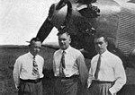 Junkers W 34 be-b3e Thiedemann, Schinzinger and Neuenhofen L'Aéronautique July,1929.jpg