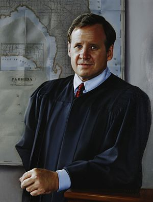 Kenneth B. Bell - Image: Justice Bell Portrait J.Bass