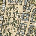 Köln - Neumarkt Karte Peter von Brachel 1650, +1650 II.jpg