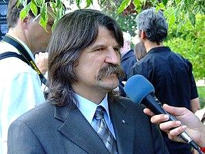 László Kövér - László Kövér in 2007
