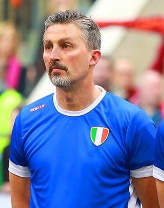 Dino Baggio - Baggio in 2018