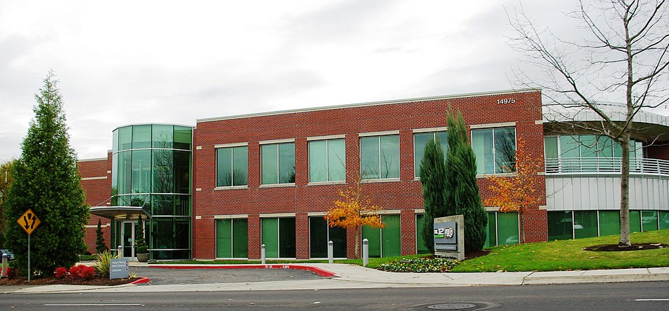 KPTV FOX 12 office
