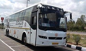 Karnataka State Road Transport Corporation - Airavat Club Class
