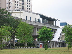 Kangkar LRT Station, Oct 06.JPG