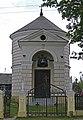 Kaplica cmentarna p.w. św. Wawrzyńca (XVIII-XIXw.) - Kodeń powiat bialski woj. lubelskie ArPiCh A-56.JPG