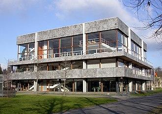 Federal Constitutional Court - Image: Karlsruhe bundesverfassungsger icht
